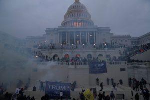 Szervezett provokáció volt a Capitolium ostroma
