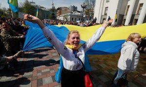 Szombaton lépett életbe az ukrán nyelvtörvény