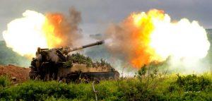 A katonai szakértő szerint Ukrajna karácsonyra (1) megindíthatja az offenzívát a Donbassz ellen