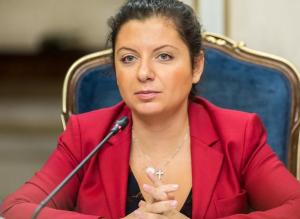 Az orosz közszolgálati tévé elnök asszonya a Donbassz befogadását szorgalmazza