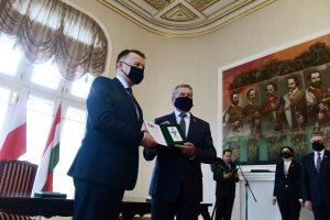 Magyar-lengyel katonai együttműködési megállapodást írtak alá Budapesten