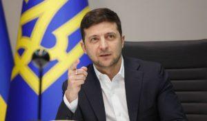 Zelenszkij: Ukrajnában törvényt kell elfogadni a nemzetiségi kisebbségek jogainak védelméről
