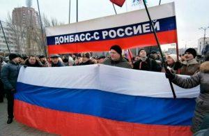 """""""Akkor mindennek hamarabb vége lesz"""" A Donbassz lakói az ukrán támadást várják?"""