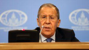Lavrov: az Európai Unióval nincsenek meg a kapcsolatok fejlesztésének a perspektívái