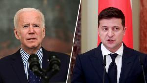 A Fehér Ház részletekkel szolgált a Biden és Zelenszkij közötti telefonbeszélgetésből