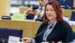 Bocskor Andrea: Ukrajna nem biztosít tiszteletet a kárpátaljai magyar közösség számára