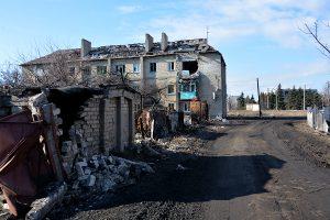 Debalcevó. Donbassz. Kié ez a város?