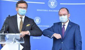 Kisebbségvédelmi egyezményről állapodott meg a román és ukrán külügyminiszter