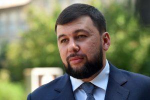 Gyenyisz Pusilin, a DNR vezetője kérelemmel fordul Putyin elnökhöz, hogy fogadja be a népköztársaságot Oroszországba