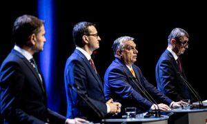 Megbeszélést tartanak a V4-ek a közép-európai térség biztonságáról