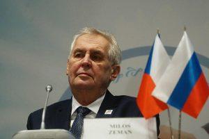 Zeman bejelentése után váratlan fordulatot vett a Csehország által indított diplomáciai háború
