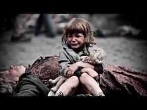 """Egy sorköteles édesanyja: """"Ezt nem mondod? A mi fiaink a Donbasszban talán embereket ölnek?"""""""