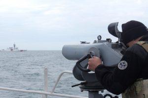 Szándékosan zavartak meg egy ukrán-amerikai tengeri gyakorlatot Odesszánál