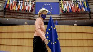 Brüsszel: elfogadhatatlan az uniós tisztségviselők kitiltása Oroszországból