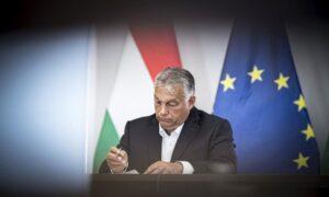 Orbán Viktor: meg kell fékeznünk az európai baloldal külpolitikai ámokfutását