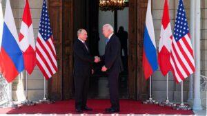 Putyin és Biden megbeszélései a Donbasszról