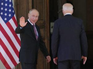 Putyin cáfolta, hogy Biden demenciában szenvedne
