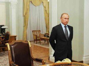 Vlagyimir Putyin jóváhagyta Oroszország nemzetbiztonsági stratégiáját