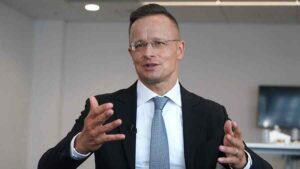A magyar külügyminiszter megnevezte Ukrajna leginkább őshonos népét