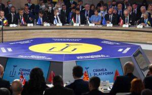 Moszkva a területi épsége elleni támadási kísérletként értékeli a Krími Platformon való részvételt