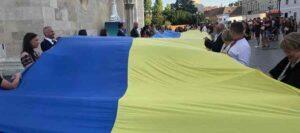 Ukrán soviniszta provokáció a budai Várban!