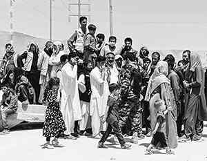 Ukrajna bejelentette: kész befogadni afgán menekültek ezreit